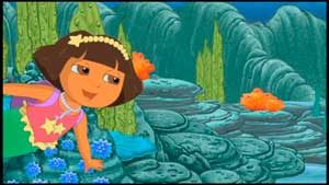 Series para aprender Inglés con Dora la Exploradora