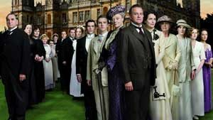 Series para aprender Inglés con Downton Abbey