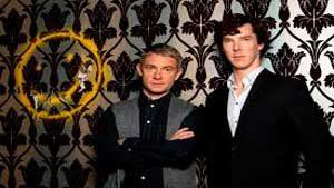 Series para aprender Inglés con Sherlock
